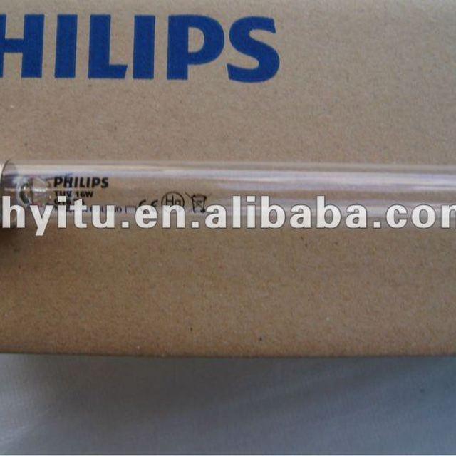 Philips Ultraviolet lamps T5 UV lamp G5 TUV UVC 16W 2PDE