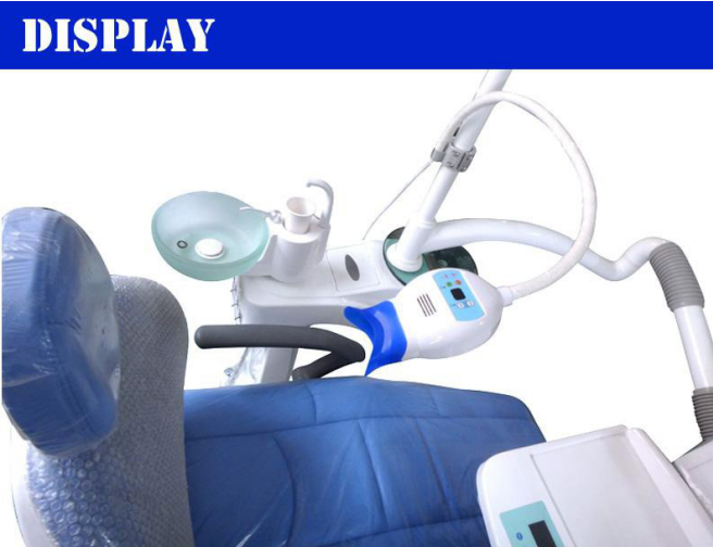 High Power LED lamp Teeth whitening machine/dental bleaching machine