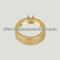 Water meter brass head ring