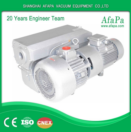 Exclusive Patents SVF010 Single Stage Rotary Vane Vacuum Pump