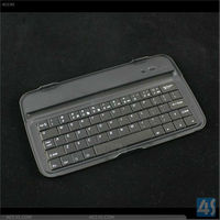 acc4s new design high quality fashionable durable scratchproof Bluetooth keyboard for Galaxy Tab 3 7 P3200