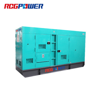 ISO&CE Approved silent type 250kva diesel generator set price