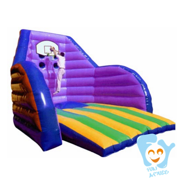various outdoor fun 0.45-0.55mm PVC TARPAULIN inflatable sports game