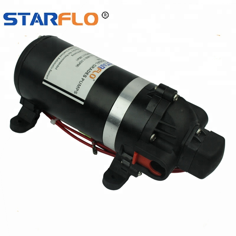 STARFLO DP-160B 24V 5.5 LPM 160PSI electric high electric car wash water pump <strong>motor</strong> price