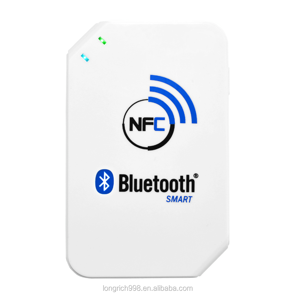 Portable nfc scanner nfc android terminal gps bluetooth nfc with Bluetooth