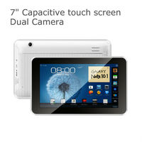 hot sale Good quality 7 inch tablet parts with dual camera