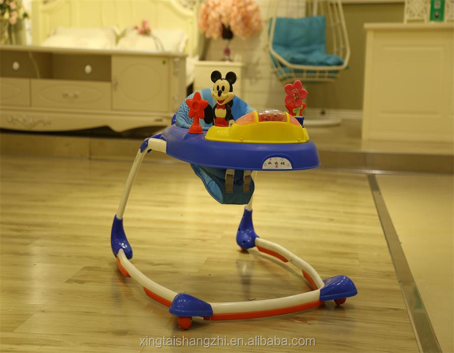 Hot new mini baby walker for kids training with toys