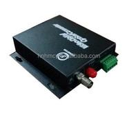 Audio Video Fiber Transmitter Receiver, Surveillance Equipment