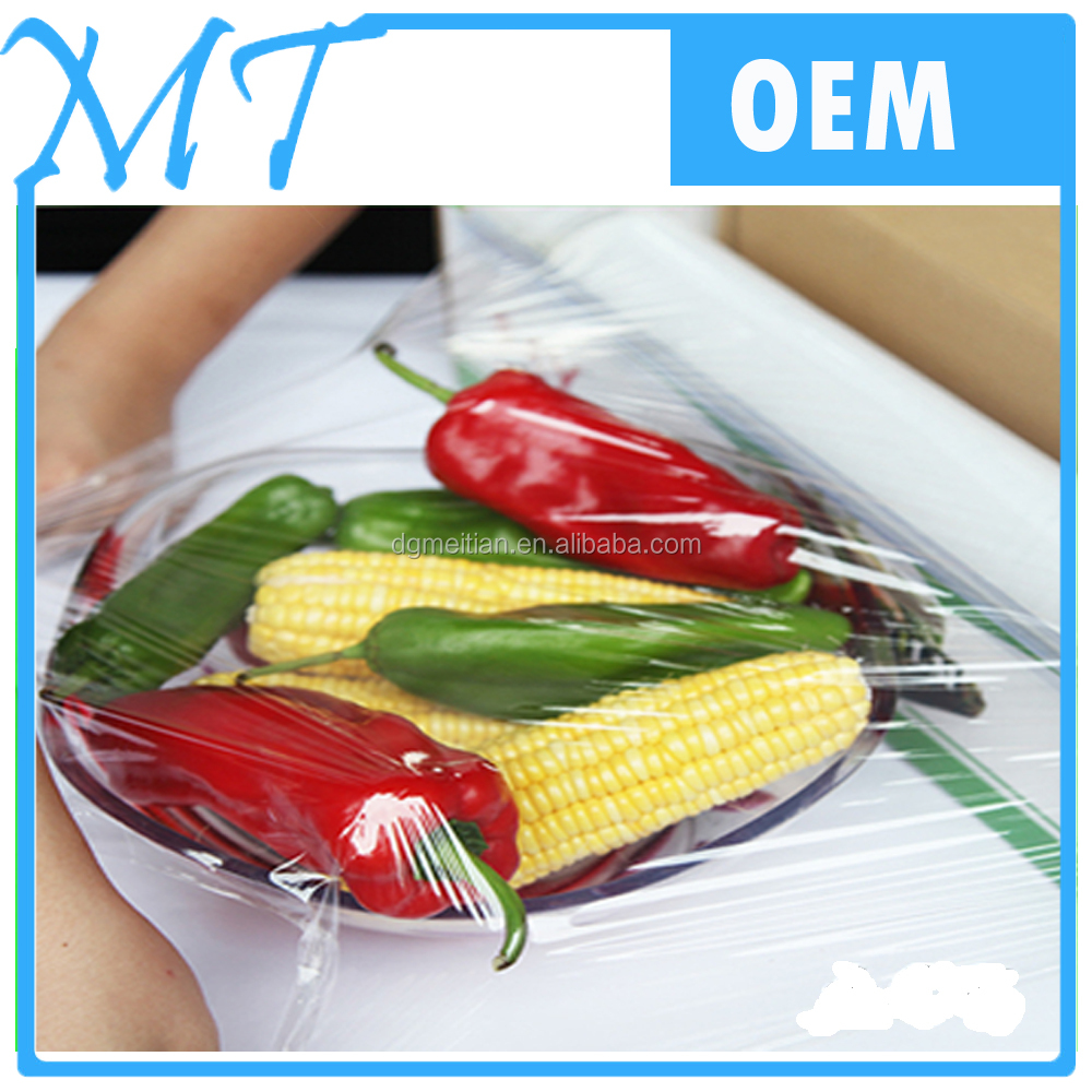 Hot sale low price lldpe stretch wrap plastic high cling stretch film