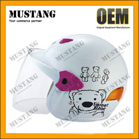 Kids Motorcycle Helmet Children Safety Motorbike Helmet Cartoon Helmet