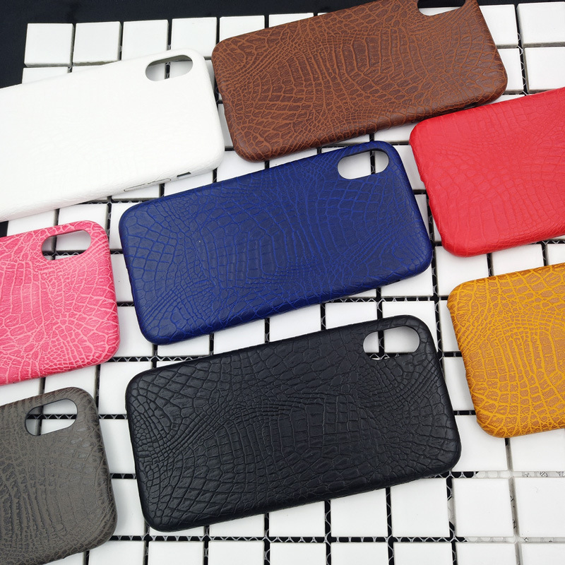 Crocodile Print Pu Leather Phone Case ,Alibaba Hot Sale Mobile Cover For Iphone Case