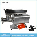 commercial electric meat mincer for sausage making machine