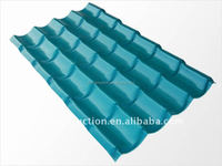 soundproof europe style anti corrosive roofing tiles asa synthetic resin roof tile