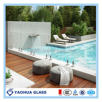 Toughened Glass Swimming Pool Walls Buy Glass Wall For Swimming Pool Glass Swimming Pool Glass