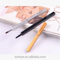 2016 new design Sytheric Hair Zoreya retractable lip brush makeup brush