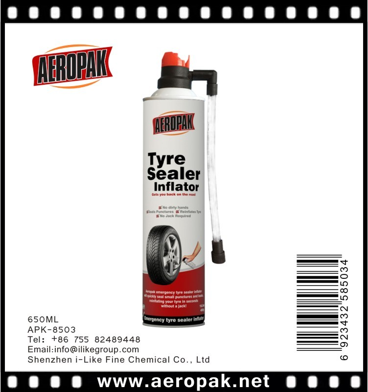 Aeropak Handy Sealer Automatic tire inflator