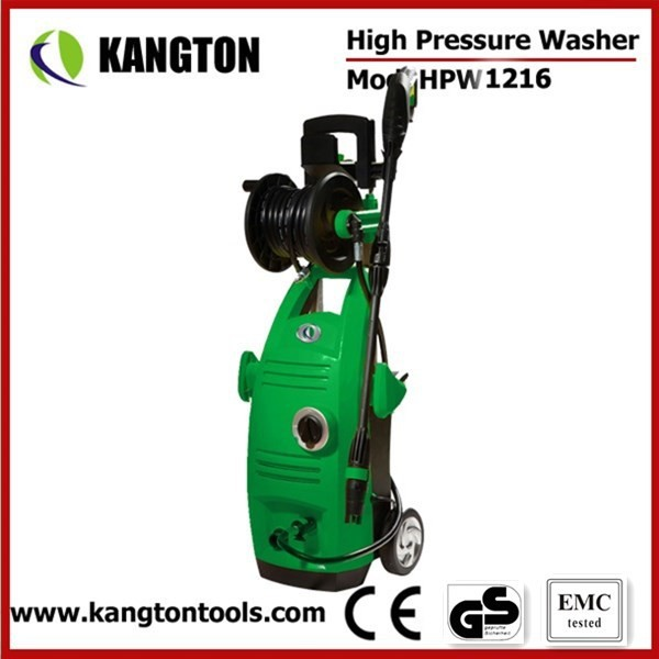 high pressure washer portable design