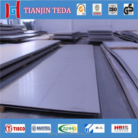 high quality best price tisco stainless steel plates 409L (sample free)
