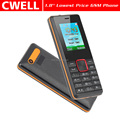Unlocled Quad Band GSM Dual SIM Card 1.8 Inch Screen Basic Feature OEM Mobile Phone