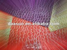 New material of PVC leather Product for bag, pvc synthetic leather