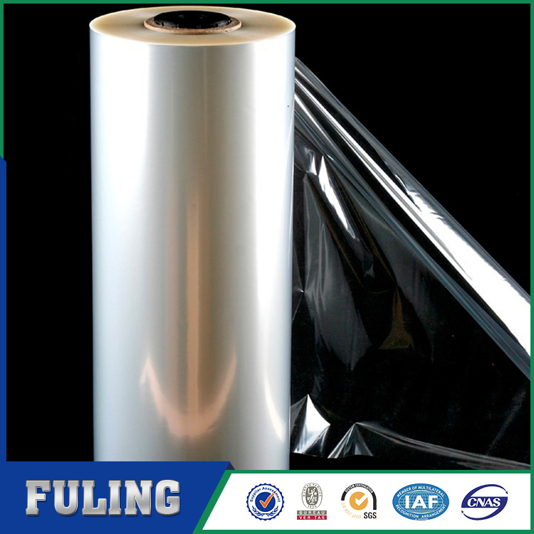 China supply hot selling cheap clear cpp wrapping protective plastic film