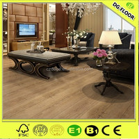 Crystal surface plastic wood floor solid wood flooring apple wood laminate flooring