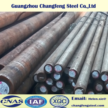 DIN 1.2080 Cold Work Hot Rolled Alloy Steel Thickness 10-200mm