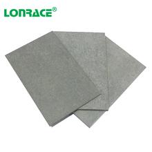 6mm non asbestos fiber cement board exterior fireproof wall board