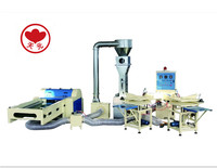 ZXJ-380-A CE Certified Automatic Pillow Filling Machine,Pillow Making Machine,Pillow Stuffing Machine