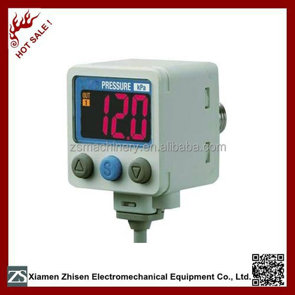 2-Color Display High-Precision Digital Pressure Switch