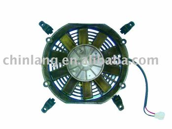 Radiator Fan/Auto Cooling Fan/Condenser Fan/Fan Motor For UNIVERSAL TYPE 7""