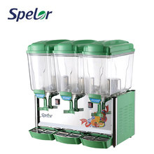 New design automatic soft drink dispenser with tap/beverage juice dispenser for sale