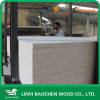 Linyi plain particle board/4'x8', 5'x8'/ pre laminated 15mm chipboard/ melamine particle flakeboard