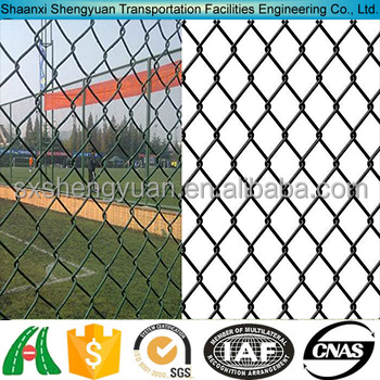 Chain Link Expandable Isolation Fence