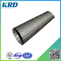 stainless steel filter sieve tube, stainless steel sieve johnson screen water well screen sieve pipe/tube