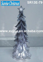 [2012 Hot New!]3D LED crystal tree/ tower christmas light (Outdoor ,waterproof, MOQ: 200pcs, GS/CE/UL/ROHS)LM11-C24