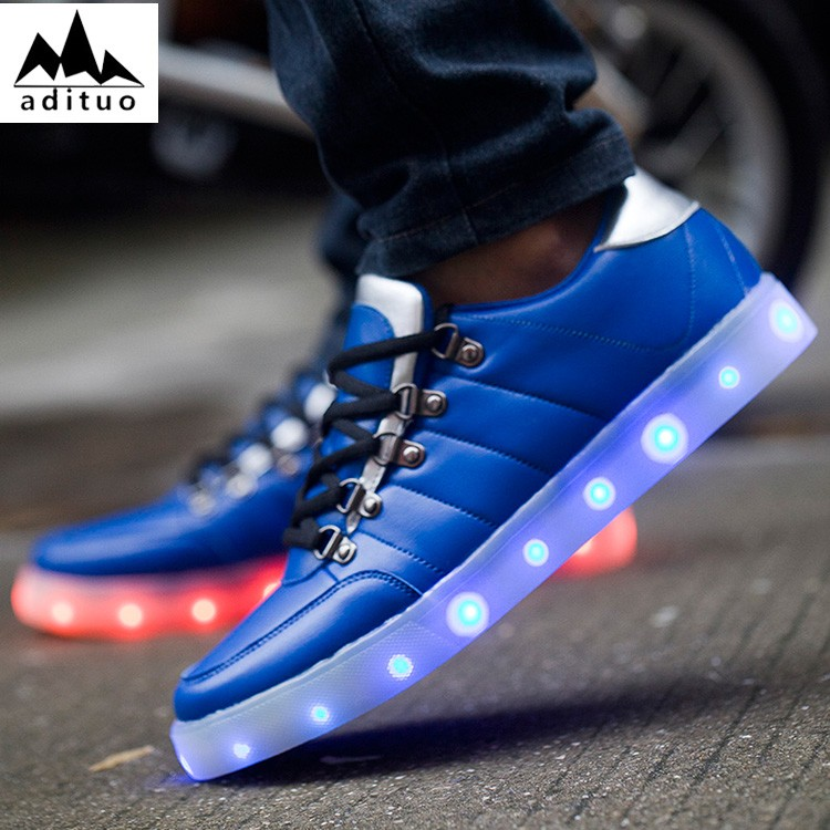 Good Price New Style Led Semi Casual Shoes