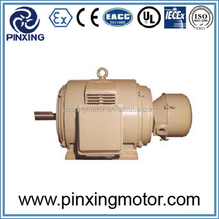 Aesthetic appearance classical brushless ac motor 35kw