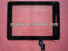 VI30W A10 LCD touch screen digitizer panel for Tablet PC,MID
