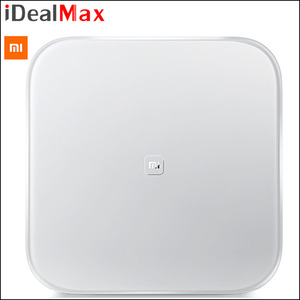 New Original Xiaomi Scale Mi Smart Weighing Scale Support Android 4.4 iOS 7.0 Bluetooth4.0 Losing Weight White Digital Scale