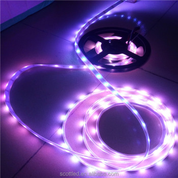 DMX control IP20/IP30/IP65/IP68 Flexible LED strip light