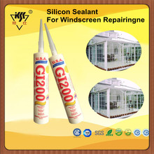 Pu Adhesive Silicon Sealant For Windscreen Repairingne