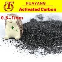 5-10 mesh coconut activated carbon granules for water filtration