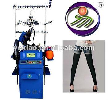 automated knitting machine