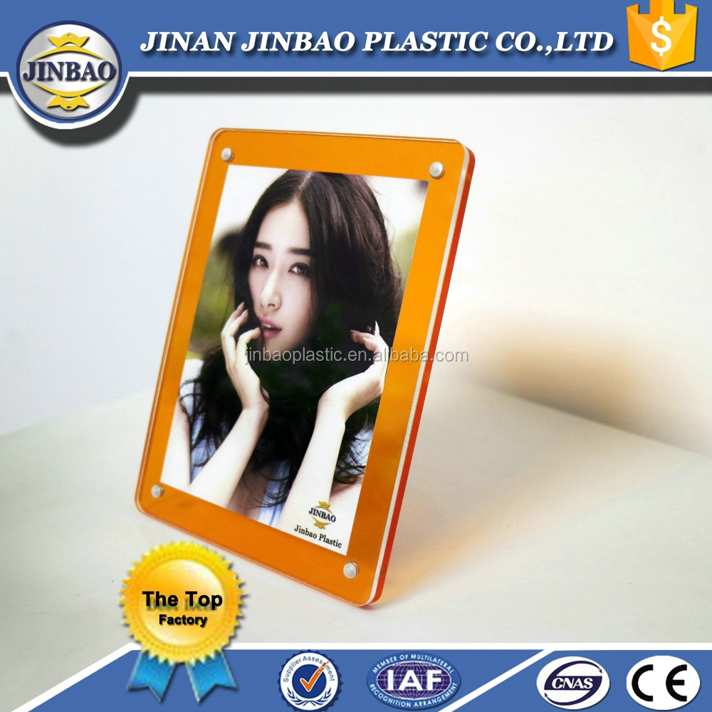 Jinbao indian nude women photo com acrylic photofunia photo frame/ac