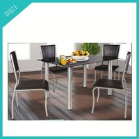 2015 low price table and chair set