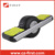 Yellow off road hover board electric one wheel balance scooter