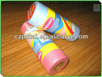 Kitchen cleaning cloth rolls