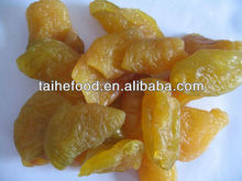 hot sale sweet dried peach halves with skin
