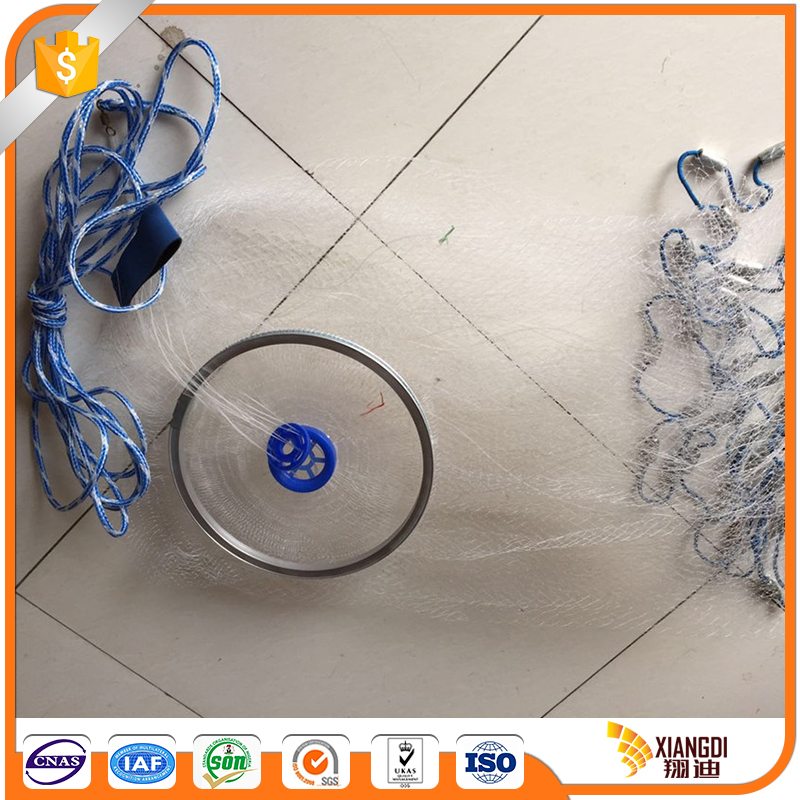 Trade Assurance fishing net nylon monofilament lead weights